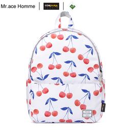 Balo Nữ Oval 12inch Mr.ace Homme MR18B1213B01 / Trái cherry