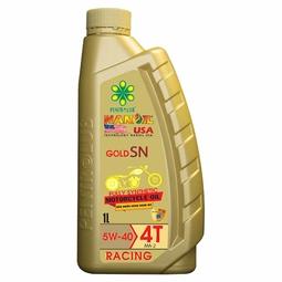 Nhớt xe số Nanoil USA Racing GOLD SN 5W-40 800ml