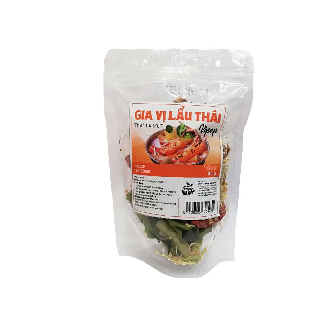 Gia Vị Lẩu Thái Vipep 85gr