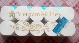 Giấy vệ sinh Vietnam Airlines bịch