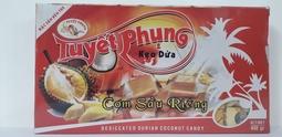Kẹo dừa cơm sầu riêng đặc biệt Tuyết Phụng_Bến Tre