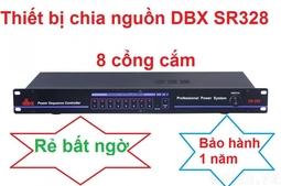 Thiết bị chia nguồn DBX sr328