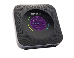 Bộ Phát Wifi 4G Netgear MR1100 (Nighthawk M1) tốc độ 1Gb. Pin 5040mAh