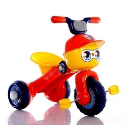 Xe đạp 3 bánh đáng yêu dành cho bé màu đỏ