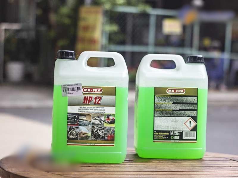 Dung dịch tẩy rửa khoang máy Mafra 4,5 lít