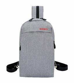 Túi đeo chéo nam nữ kết hợp dây đeo balo thời trang T548