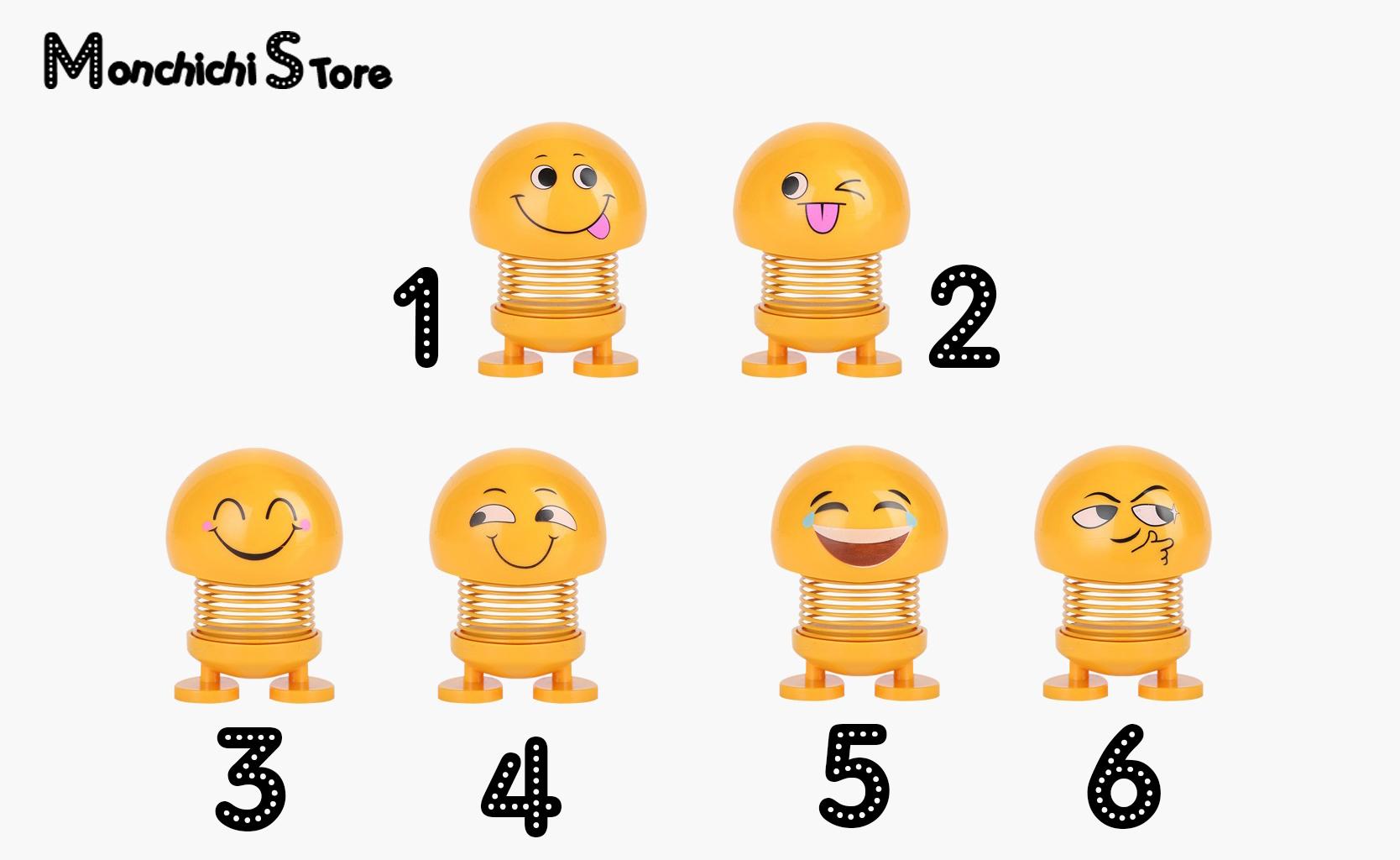 Emoji lò xo - con lắc lò xo