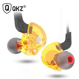 Tai nghe QKZ AK6 Tai nghe giá rẻ, Kiểu dáng thể thao, bass căng, có mic đàm thoại, chơi game tốt