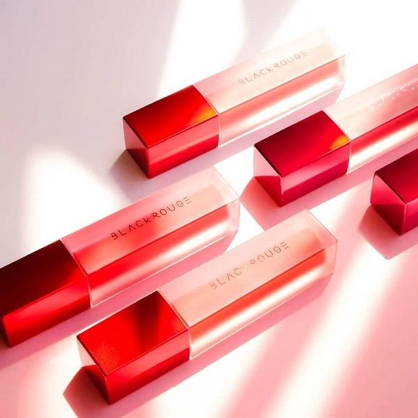 Son Kem Lì Black Rouge Air Fit Velvet Tint – Hàn Quốc - A02  hoa hồng khô