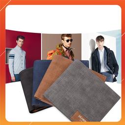 Bóp ví nam thời trang Deabolar - Vải cao cấp mềm mại