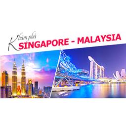 Sim Du lịch Singapore & Malaysia 7 ngày 100GB 4G
