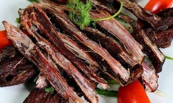 Thịt trâu sấy - P250840 | Sàn thương mại điện tử của khách hàng Viettelpost