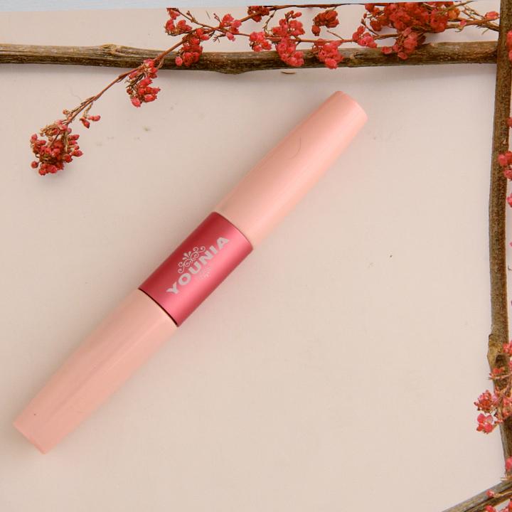Mascara 2 Đầu LKshop Skin Lovely Long Lash Mascara & Essence 10g