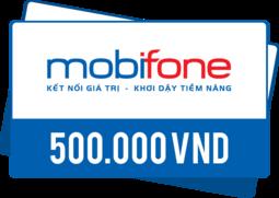 Combo 20 mã thẻ mobiphone 500k