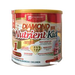 Sữa bột Diamond Nutrient Kid 1 700 gr : cho trẻ suy dinh dưỡng thấp còi từ 6- 36 tháng