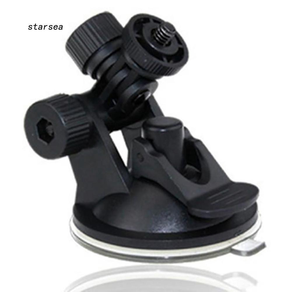Giá đỡ hít kính Camera hành trình GoPro có giác hút dán kính chắn gió ô tô