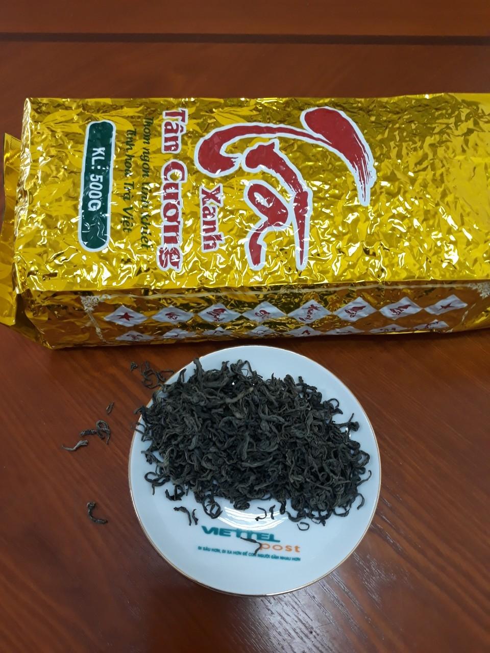 Chè Tân Cương - Thái Nguyên (500g)
