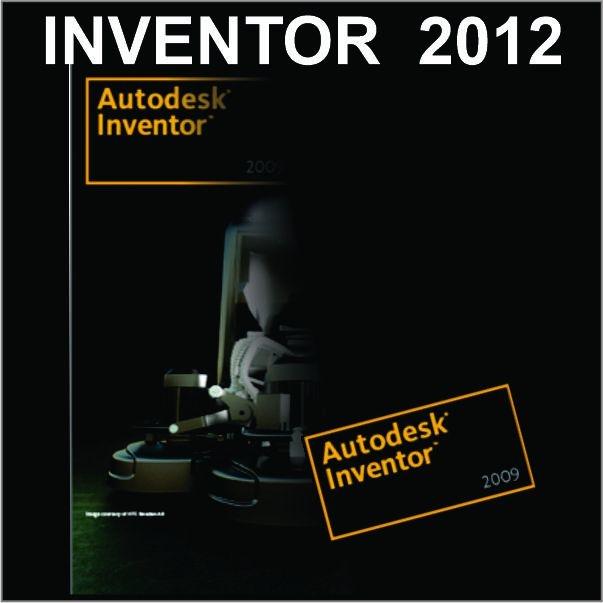 BỘ INVENTOR Pro 2012 Full
