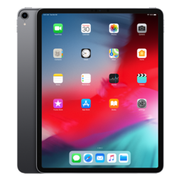 iPad Pro 12.9-inch WiFi + Cellular 64GB- Space Gray MTHN2