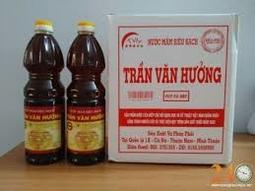 Nước Mắm Ninh Thuận