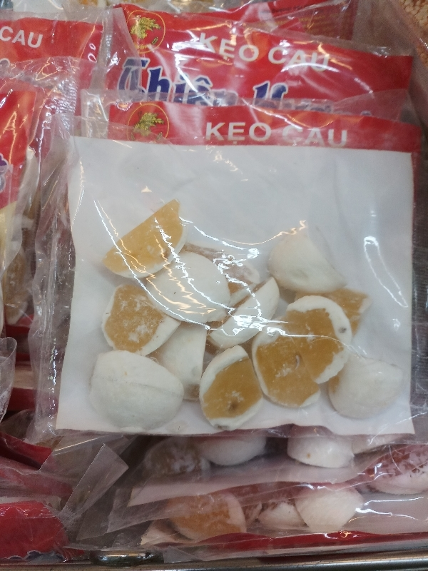 Combo: 5 Gói Kẹo Câu Huế