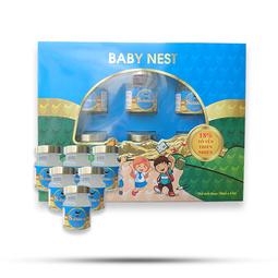 Yến Sào Baby Nest - Kid Nest - Yến Sào Baby Salanest 18% Yến Hộp 6 Hũ X 70ml