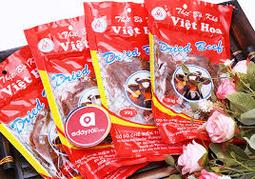 Combo 3 túi Bò khô Việt Hoa Vạn Phúc 30g