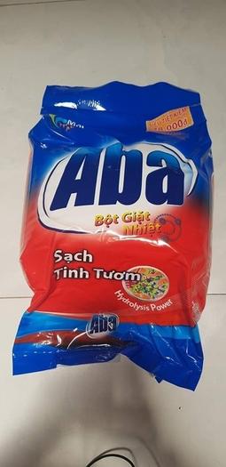 Bột giặt ABA 4KÝ5 (tặng ngay quạt đứng trị giá 550K)