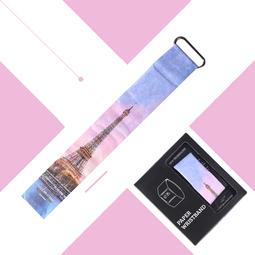 Đồng Hồ Giấy Có Mặt LED Chống Nước – Đồng Hồ Giấy Thông Minh Thời Trang Công Nghệ - Đồng Hồ Giấy Tòa Tháp