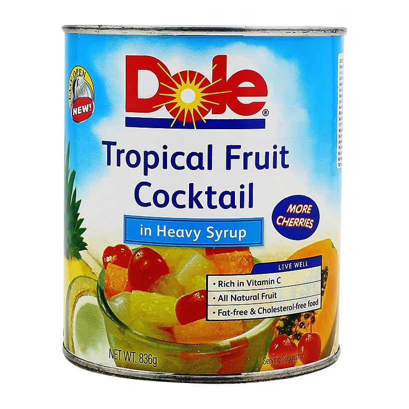 Cocktail Trái Cây Nhiệt Đới Dole 836g