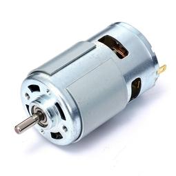 Motor 775 đảm bảo đủ 150w, dây đồng, 12-24V,16000 vòng/ph, có bạc đạn: Chế máy cưa, máy cắt, máy mài, ô tô, tầu thuyền