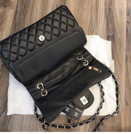 Túi Xách Chanel classic size 26 2 nắp sang chảnh