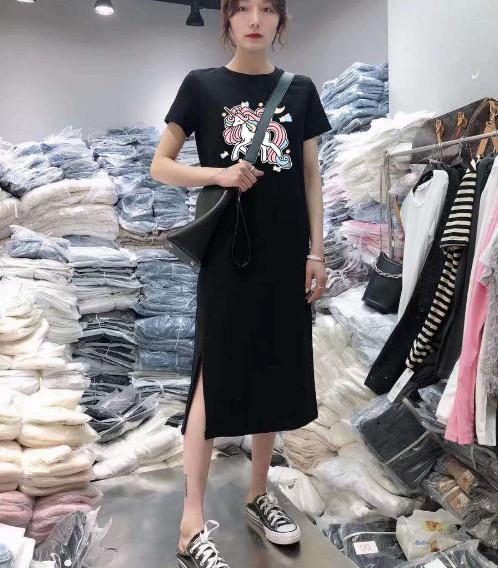[Hàng Quảng Châu] - V0007 Đầm phong cách cho bạn nữ