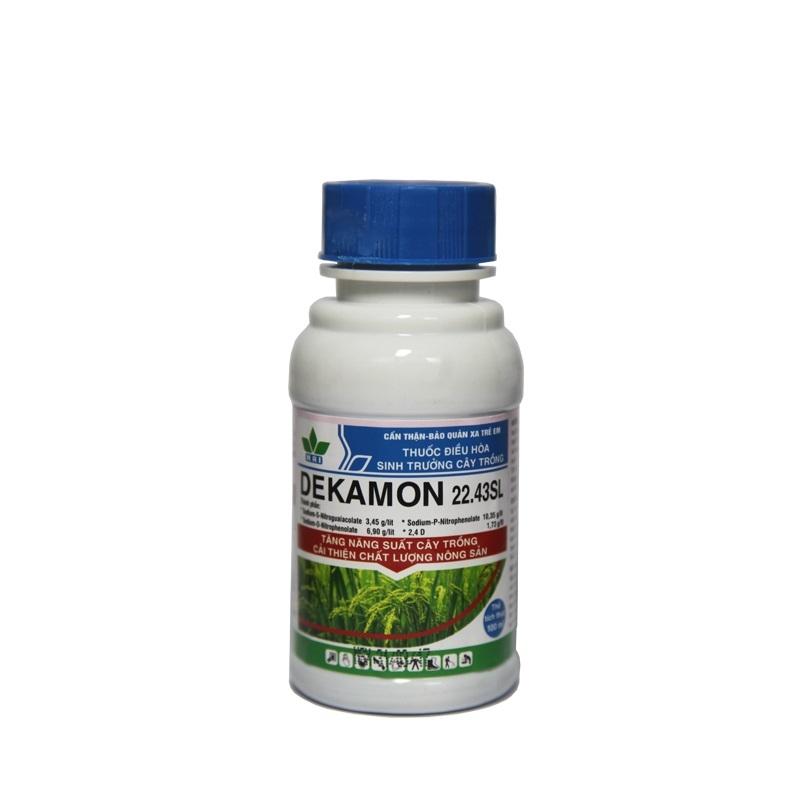 Phân bón điều hòa sinh thưởng cho lan-Dekamon 100ml