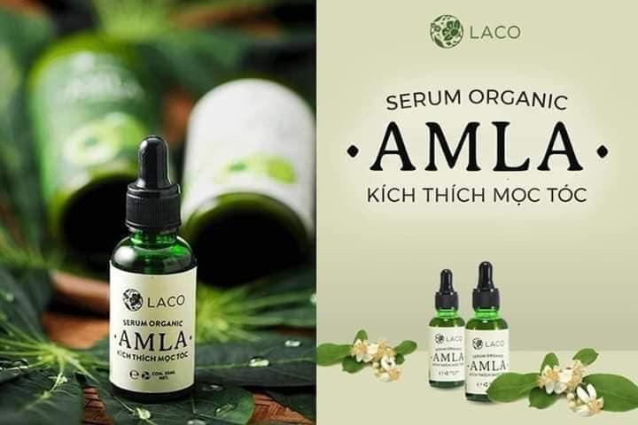 Serum Amla - chìa khóa tạo nên mái tóc hoàn hảo
