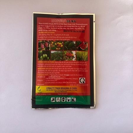 Thuốc trừ sâu bọ trĩ, bọ xít muỗi, bọ nhãy, bọ cánh tơ, rầy, rầy phấn trắng, ruồi vàng....