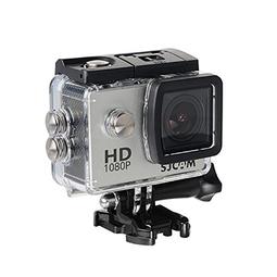 Camera Hành Động Thể Thao Ngoài Trời Kèm Vỏ Chống Nước Khi Lặn Camera Hành Trình Giá Rẻ Cho Xe Máy Camera Hành Trình Tốt A1S 12MP Full HD 1080 USB 2.0 HDMI