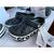 Sục nhựa Crocs- Baya màu đen cho bé trai