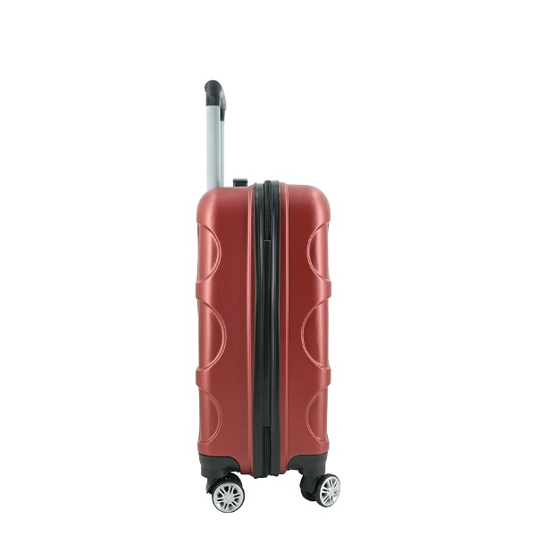Bộ 2 vali nhựa IMMAX X12 size 20+24inch đỏ