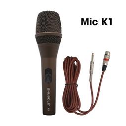 Micro có dây cao cấp Shubole K1