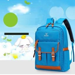 Balo học sinh , kiểu dáng cực đẹp, mẫu hot, thiết kế thoáng khí, màu sắc hài hòa mang phong cách Hàn Quốc ( balo BAIJIAWEI )