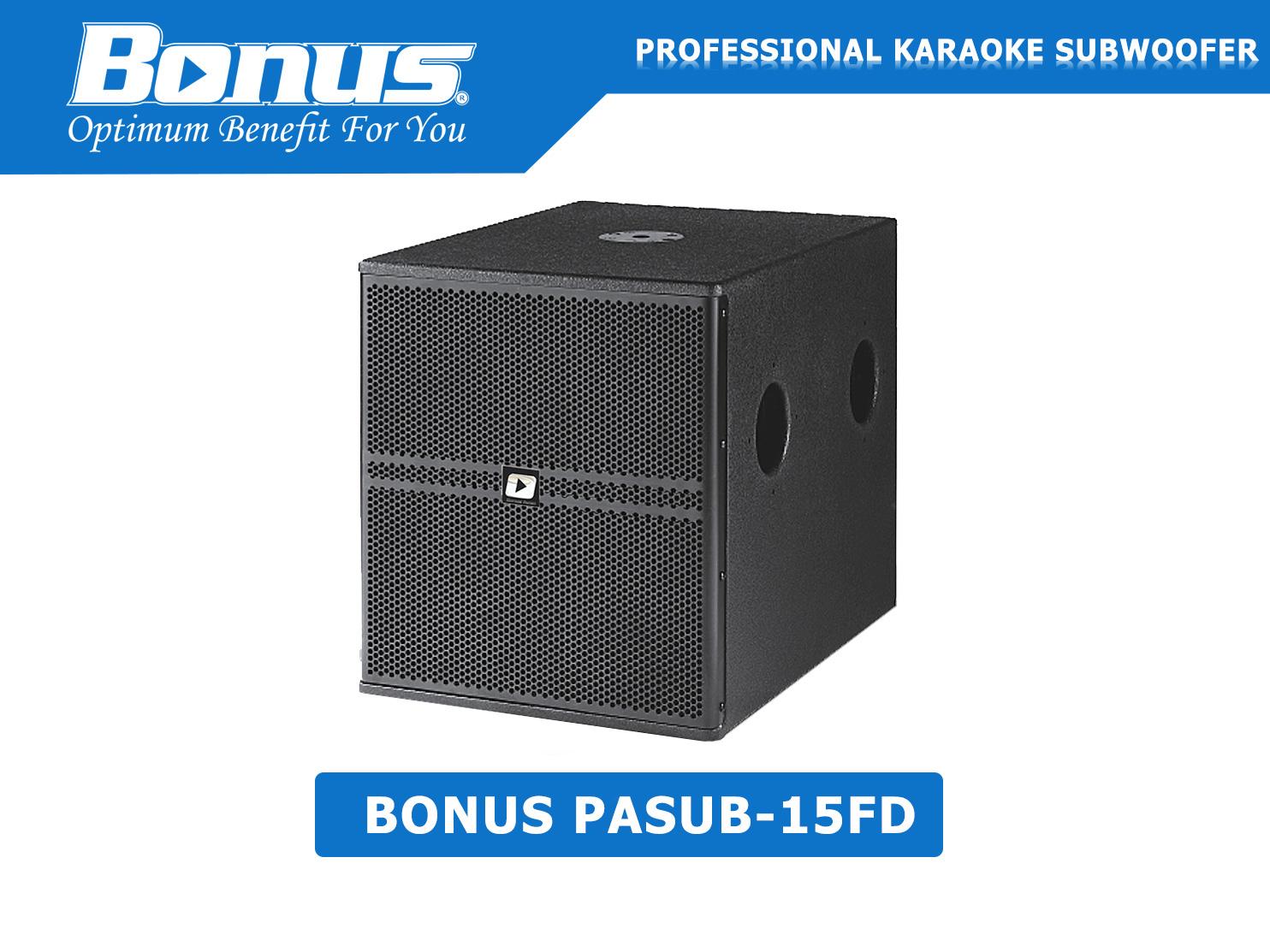 Loa Sub điện Bonus Audio PASUB-15FD