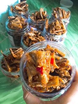Khô cá đét rim đặc sản Phú Yên
