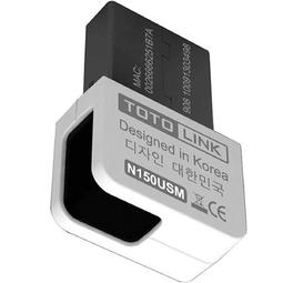 USB Wi-Fi siêu nhỏ chuẩn N 150Mbps TOTOLINK N150USM