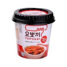 Bánh Gạo Yopokki Hàn Quốc Vị Cay Ngọt