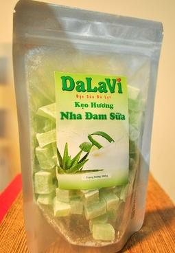 Kẹo nha đam sữa (300gr)