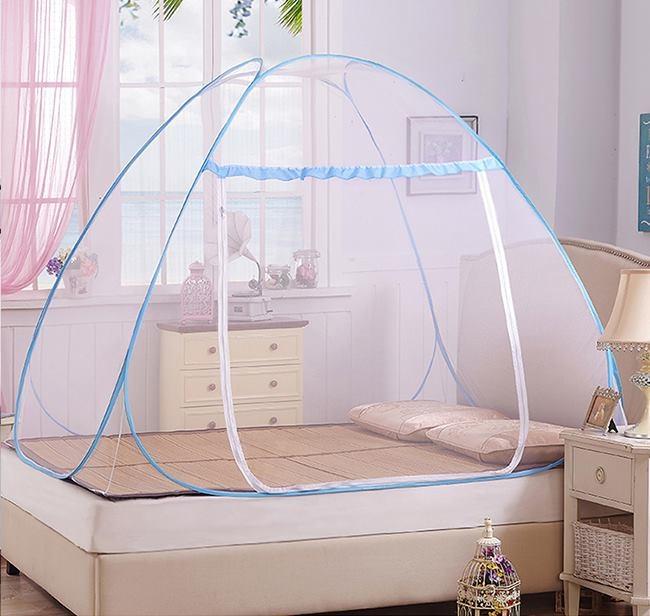 Màn Chụp chống muỗi Tự Bung Gấp Gọn Thông Minh 1,8m*2m