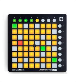 Novation Launchpad Mini MK2 - Bàn sáng tác nhạc điện tử
