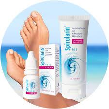 Spirularin Gel dưỡng cải thiện da khô nứt nẻ, nhiễm trùng 100ml - Đức
