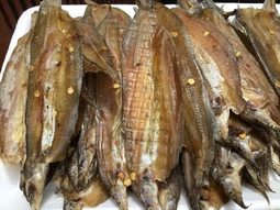 Khô cá chạch tẩm gia vị Vĩnh Long 1kg